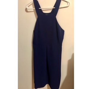 Madewell royal blue cocktail dress size 8